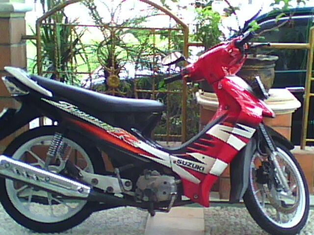 Suzuki Shogun Pro