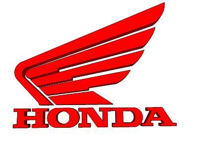 Sticker 3d motor - Honda Logo 3d Learningfromlives Wordpress Com
